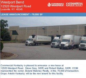 12520 Westport Rd Sale Announcement