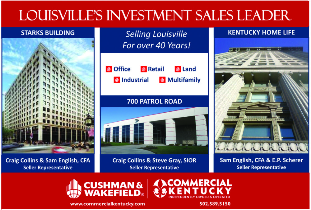 Louisville's Investment Sales Leader