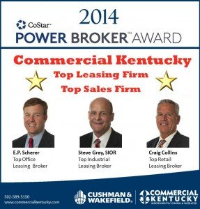 2014 CoStar Power Broker Awards