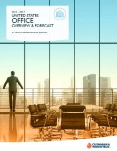 office real estate forecast